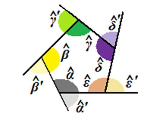 somma angoli interni poligoni somma degli angoli interni di un poligono