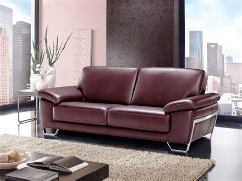 modern italian leather sofa home design the
