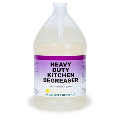 Degreaser For Kitchen heavy duty kitchen degreaser sunburst chemicals