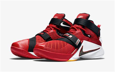 Sepatu Basket Lebron Soldier 10 Usa Away cheap buy nike zoom lebron soldier 8 brigh managed networks