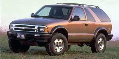 how to fix cars 1997 chevrolet blazer parental controls 1997 chevrolet blazer chevy pictures photos gallery motorauthority