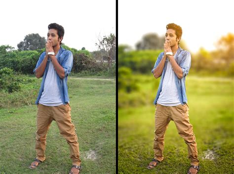 photography styles how to blur background in photoshop dslr style photo