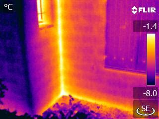heat loss due to linear thermal bridging