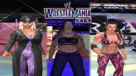 trish stratus matches wrestlemania xix trish stratus vs lita vs victoria tlc