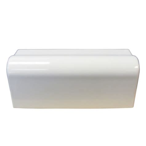 Tile Countertop Trim by Shop Interceramic Wall Tile White Ceramic Countertop Trim