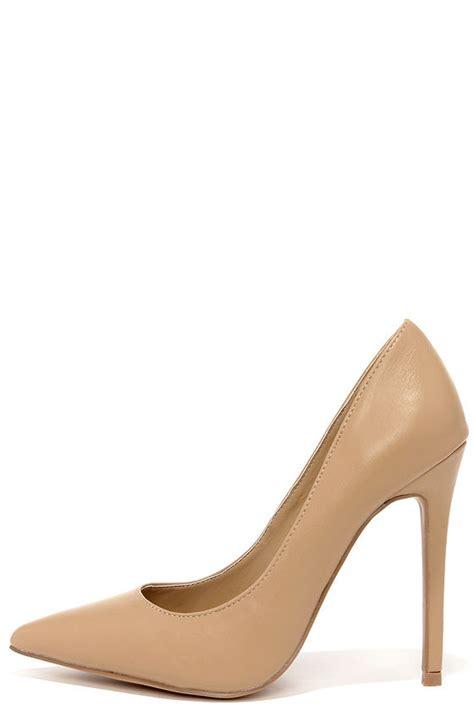 pretty beige pumps pointed pumps beige heels 34 00