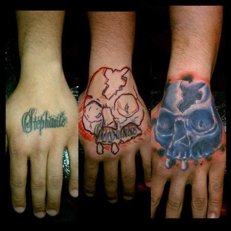free hand cover up by bobby cimorelli: tattoonow