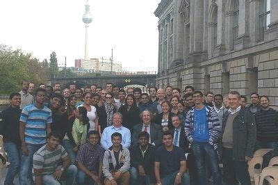 Mba Germany by International Business Engineering Education In Berlin