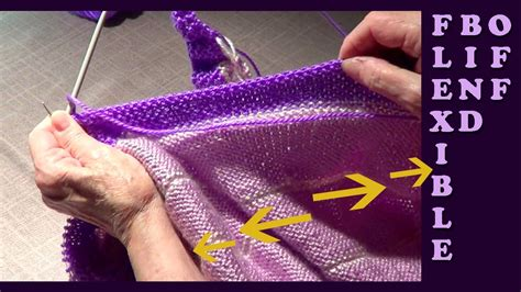 stretchy bind loom knitting knit stretchy bind gray cardigan sweater