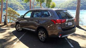 Review Mitsubishi 2016 Mitsubishi Outlander Review Caradvice