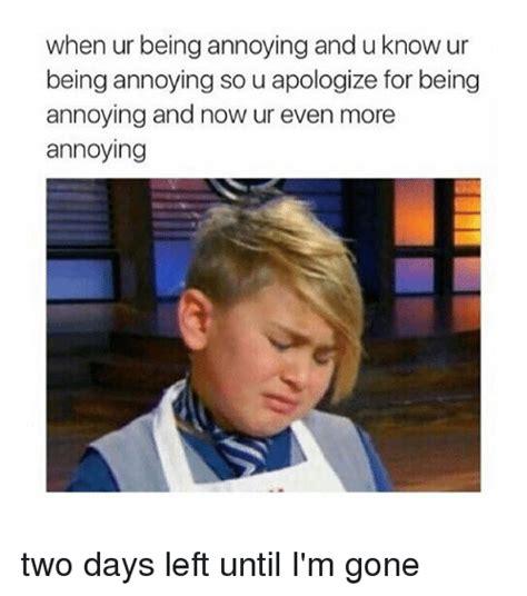 Annoying Memes - when ur being annoying and u know ur being annoying so u