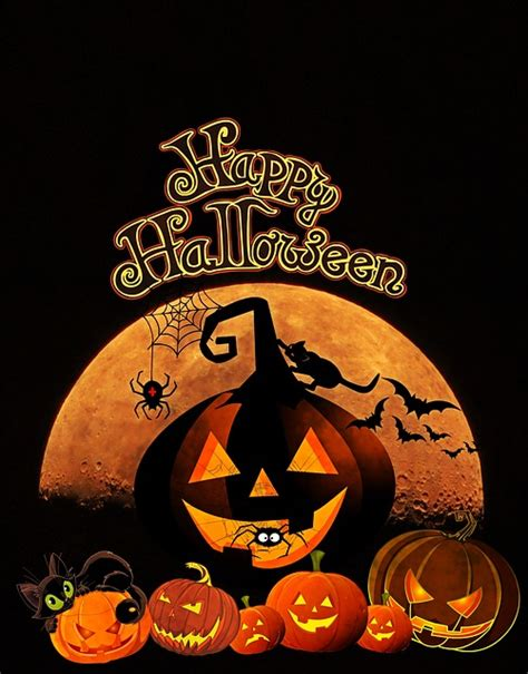 imagenes happy halloween free illustration happy halloween halloween pumpkin