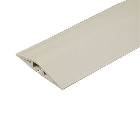 baseboard conduit ce tech 1 4 baseboard cord channel white a60 5w