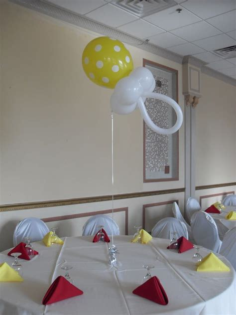 Blue And Brown Polka Dot Baby Shower Decorations by 11 Best Baby Shower Images On Baby Shower
