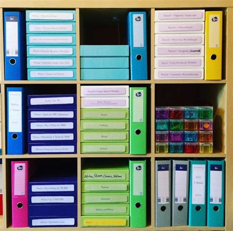 Arbeitszimmer Einrichten Lehrer by 220 Ber 1 000 Ideen Zu Ordnungssystem Auf
