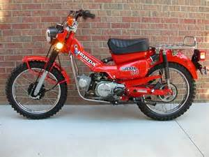 Honda 90 Trail Bike Honda Ct90 Pictures And Wallpapers Motorcycle Picture