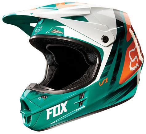 fox v1 motocross helmet fox racing v1 vandal helmet size xs 2xl only revzilla