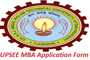 Mba Application Form 2016 by Upsee Mba 2017 Application Form Date Eligibility