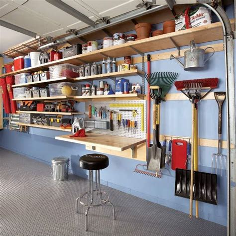 Garage Shelving Systems Best Garage Wall Shelving Systems Decor Ideasdecor Ideas