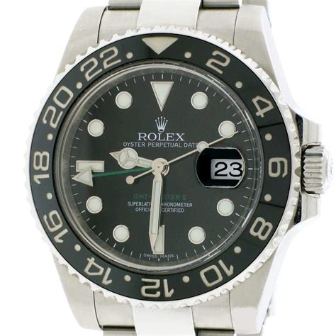 Rolex Gmt Automatic By Willy Shop rolex gmt master ii black ceramic bezel 40mm automatic