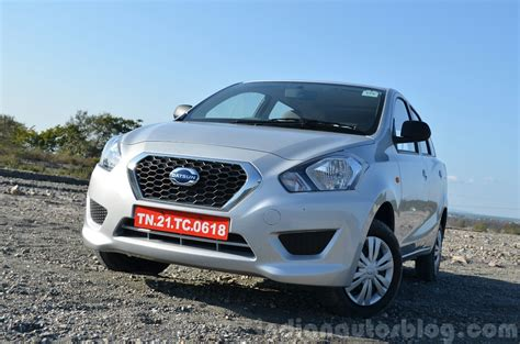 datsun go launched at inr 3 79 lakhs
