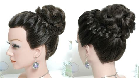 Wedding Hair Bun For Hair by Bridal Hairstyles Bun Fade Haircut
