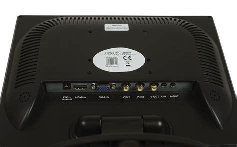 av eingang 12 quot 30 48cm cctv lcd monitor 220 berwachungsmonitor