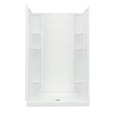 Shower Units Home Depot by Shower Stalls Kits Showers Bath The Home Depot