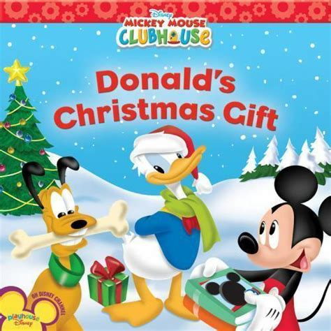 mickey mouse clubhouse christmas mickey mouse clubhouse donald s gift 1423107454 ebay