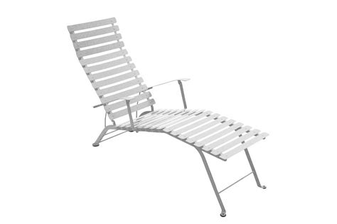 chaise longue fermob chaise longue bistro fermob