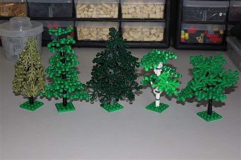 tutorial lego tree 504 best lego 174 flowers and plants images on pinterest