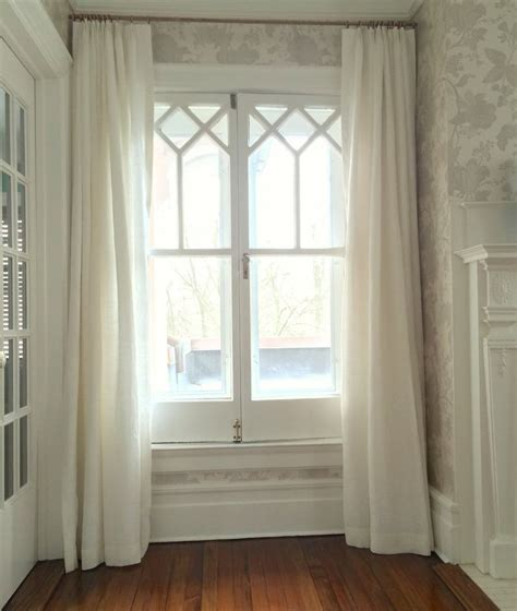 Home Interiors Gifts Inc laurel bern interiors linen drapes white trim color