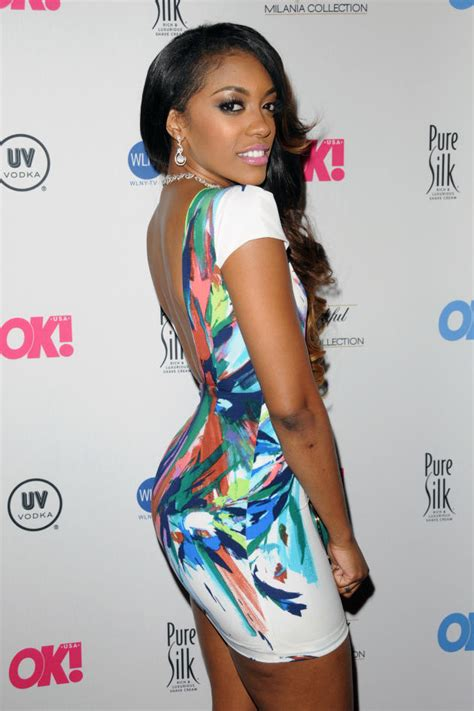 what kind of hair does porsha stewart have porsha stewart to be fired from real housewives of atlanta