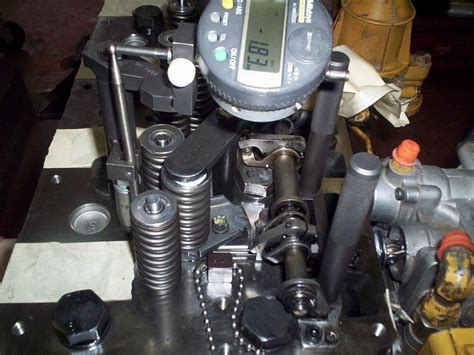 Fuel Rack Diesel Engine school mechanic cat 3116 diesel engine fuel rack