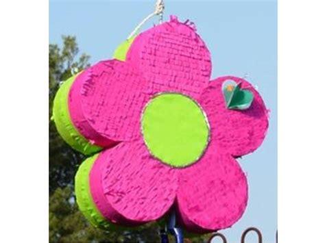 como hacer piata de helicoptero como hacer pi 241 atas en forma de flor para fiestas de cumplea 241 os