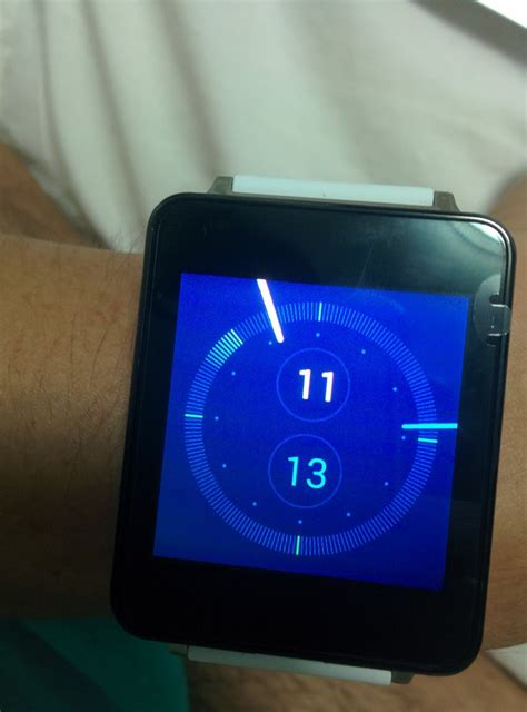 android wear review review the lg g and an introduction to android wear afterdawn