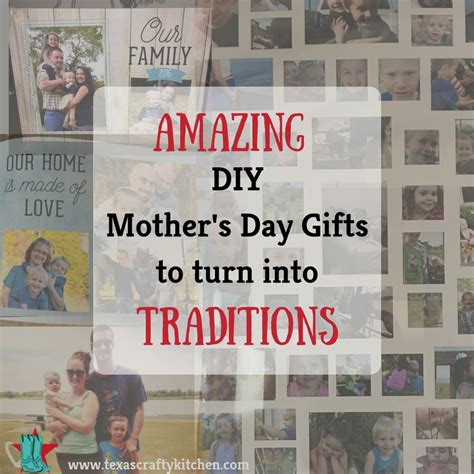 amazing s day gifts amazing diy s day gifts to turn into traditions