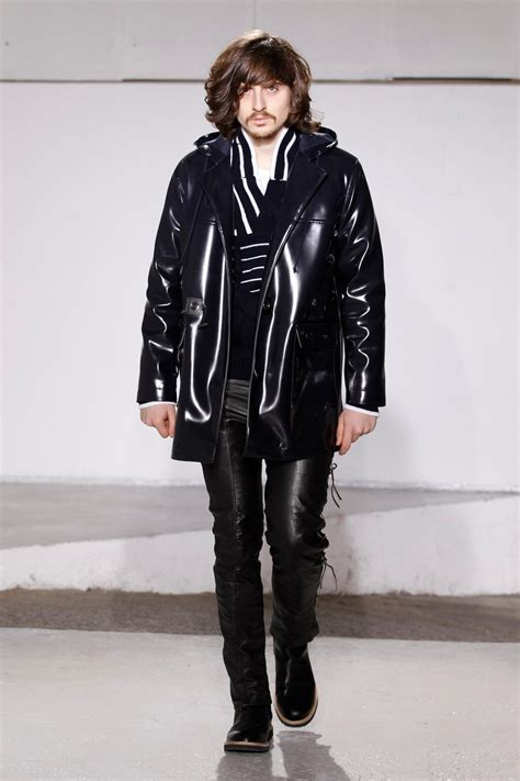 maison martin margiela maison martin margiela fall winter 2013 14 menswear collection