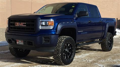 lifted gmc 2014 gmc sierra 1500 lifted www pixshark com images