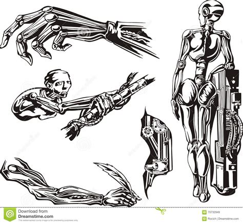 50s cartoons illustrations vector stock images 8946 biomechanics cartoons illustrations vector stock images