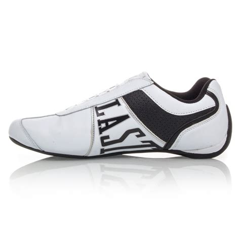 everlast ring time mens casual shoes white black