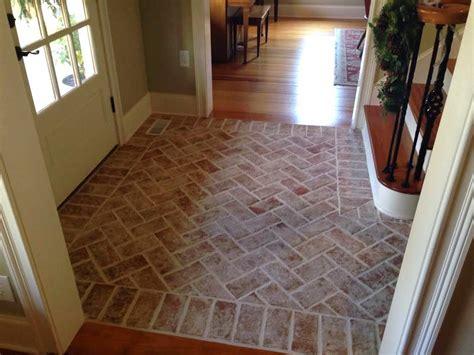 entryways and hallways inglenook brick tiles thin