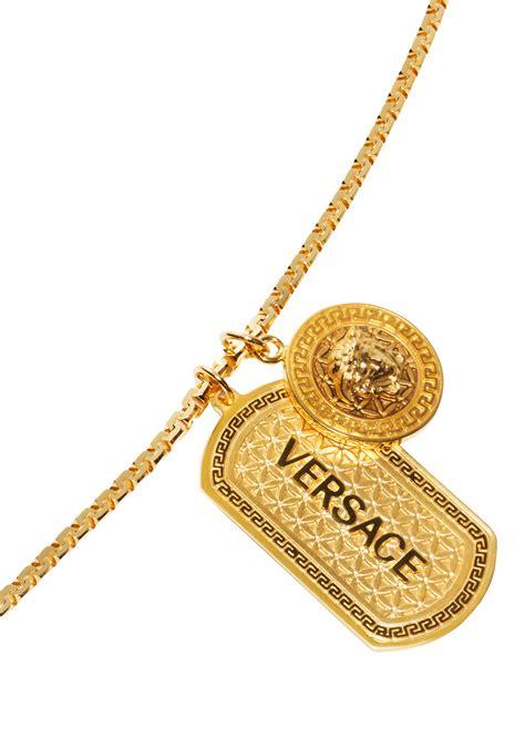 50 versace chains versace chain medusa necklace