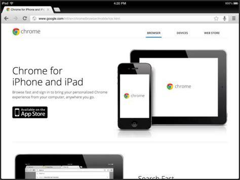google chrome review rating pcmagcom google chrome for ipad review rating pcmag com