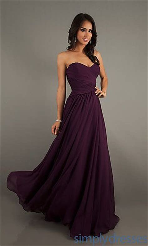 Floor Length Gown by 25 Best Ideas About Floor Length Gown On