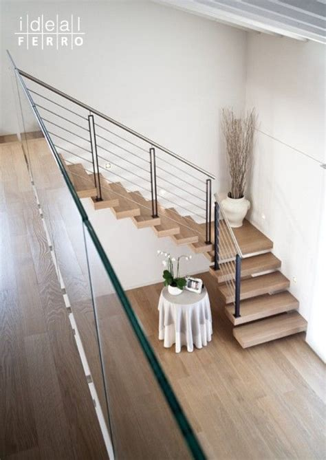 ringhiera scala vetro oltre 1000 idee su ringhiera per scale su