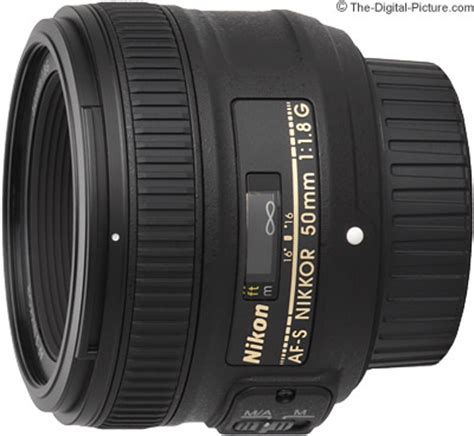 nikon 50mm f/1.8g af s nikkor lens press release