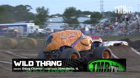 monster truck tv show tmb tv highlights monster truck show lincoln ne 2014