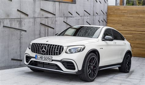 mercedes jeep 2018 2018 mercedes amg glc63 suv glc63 coupe and glc63 s coupe