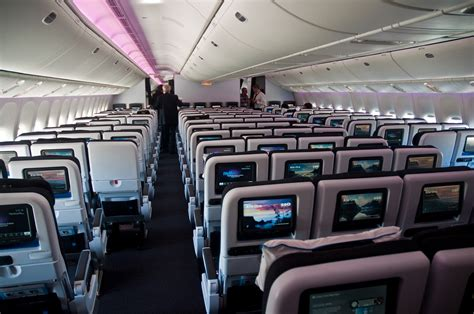 Boeing 777 300er Interior Pictures by Airline Service Air Nz Upgrade Of Boeing 777 200ers Will